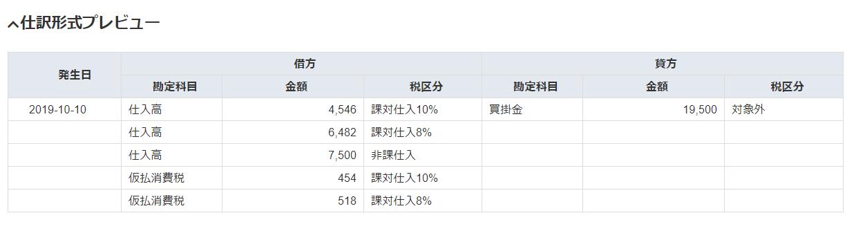 freee_原価